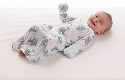 Medline Infant Gowns, 0 to 6 Month, Dozen