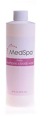MedSpa™ Tearless Shampoos, 16 oz, 12/Pack