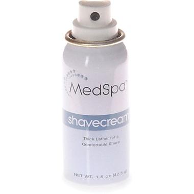 MedSpa™ Shaving Creams, 1 1/2 oz, 144/Pack