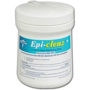 "Epi-Clenz+  Instant Hand Sanitizing Wipes, 12/Pack, 7"" x 10"" Dimension"