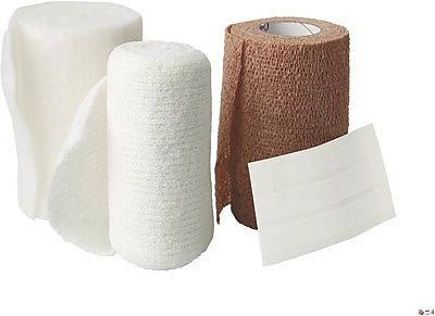 Medline Threeflex Bandage Systems