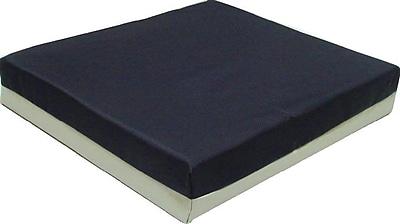 Medline Single Density Wheelchair Cushion, 18