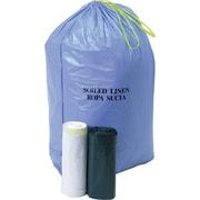 "Medline Soiled Linen Liners, Blue, 41"" L x 29"" W, 150/Pack"