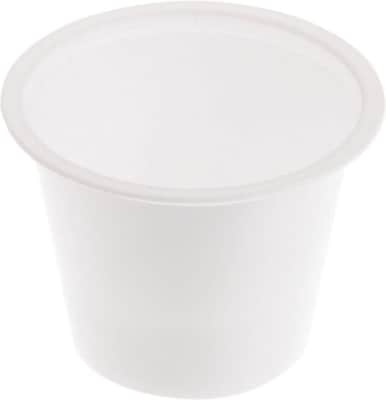 Medline Plastic Souffle Cups, 3/4 oz, 5000/Pack