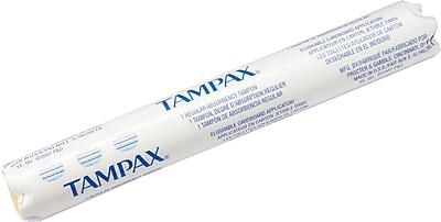 Tampax Tampons, 200/Pack