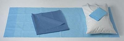 Medline Spunbound Polypropylene Stretcher Sheet Sets, 40