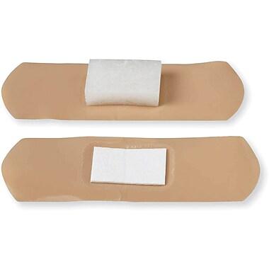 Curad® Pressure Adhesive Bandages, Natural, Large Size, 2 3/4