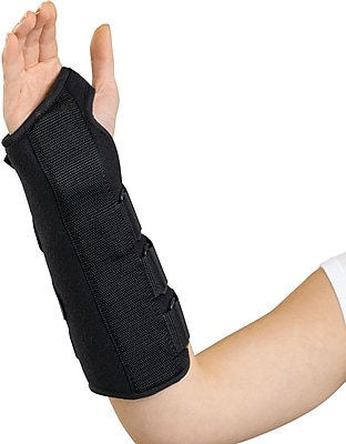 Medline Wrist and Forearm Splints, Universal, Right Hand, Each