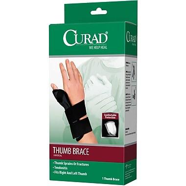 Curad® Thumb Brace, 4/Pack