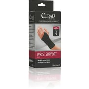 Curad® Pull-over Wrist Support, XL, 4/Pack