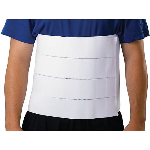 medline 4 panel abdominal binders small medium 30 45 l 12 h
