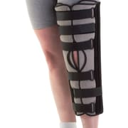 "Medline Deluxe Tri-panel Knee Immobilizers, Universal, 16"" L, Each"