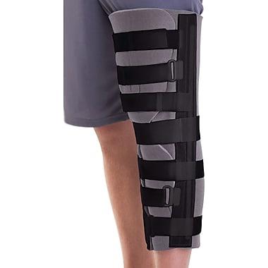 Medline Foam Cut-away Knee Immobilizers, Universal, 24