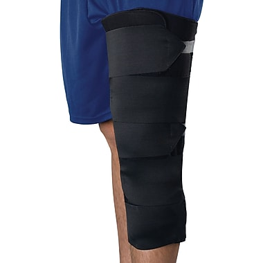 Medline Compression Knee Immobilizer, Universal, 20