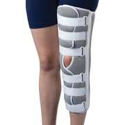 "Medline Sized Knee Immobilizers, Medium, 24"" L, Each"