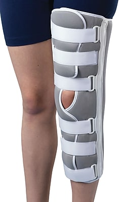 Medline Sized Knee Immobilizers, Small, 12