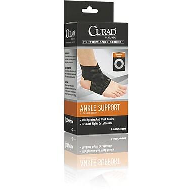Curad® Figure Eight Ankle Wraps, Medium, 4/Pack