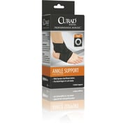 Curad® Figure Eight Ankle Wraps, Medium, 4/Pack