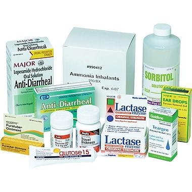 Medline AFF1349 Ammonia Inhalant Ampules 100/Box