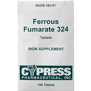 Generic OTC Ferrous Fumarate Tablets, 100/Box