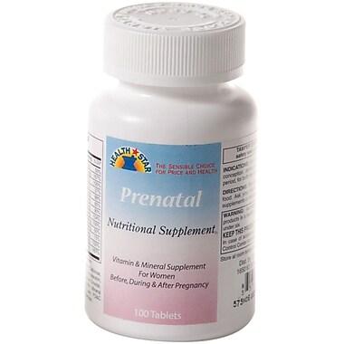 Generic OTC Prenatal Vitamin Tablets