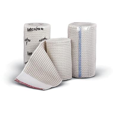 Matrix® Non-sterile Elastic Bandages, White, 5 yds L x 3