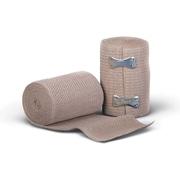 """Soft-Wrap® Non-sterile Elastic Bandages, Beige, 5 yds L x 4"""" W, 10/Box"""