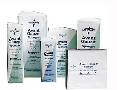 Avant Gauze® Non-woven Non-sterile Sponges, 4