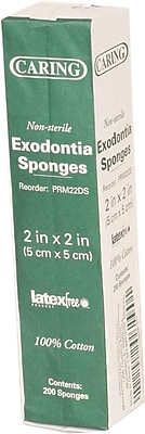 Dental Sponges