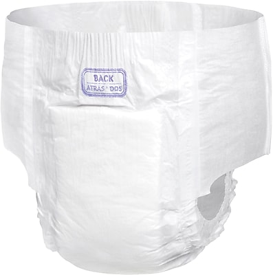 DryTime® Youth Protective Underwear, Large/XL, 60/Pack