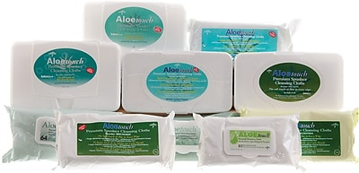 Aloetouch® Wipes, 12