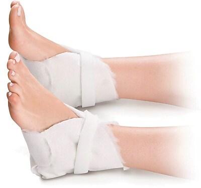 Medline Synthetic Fur Lined Heel Protectors, 6/Pack