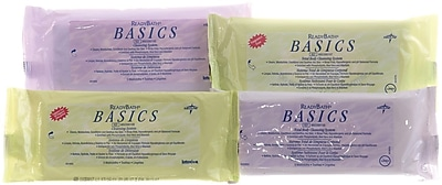 ReadyBath Basic Wipes, 8
