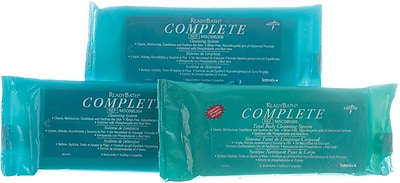 ReadyBath® Complete Washcloths, Scented, 30/Pack