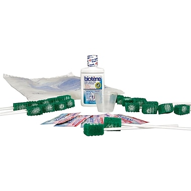 Medline Extended Oral Care Kit with Biotene, 50/Pack