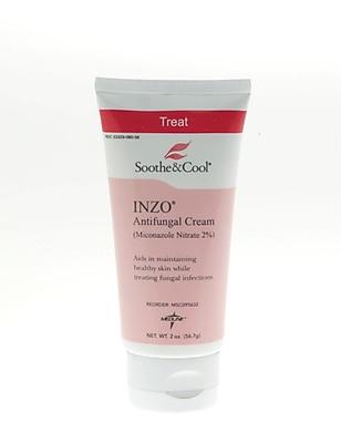 Soothe & Cool® INZO® Antifungal Creams, 5 oz