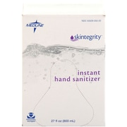 Skintegrity® Instant Hand Sanitizers, 800 mL Size, 12/Pack