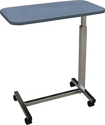 Medline Composite H-base Overbed Tables, 30