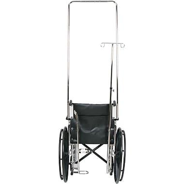 Medline Wheelchair Oxygen/I.V. Combo, Non Bariatric, Excel 3000 Wheelchair Compatible