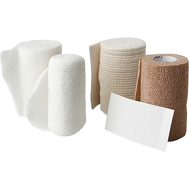 Medline Fourflex Bandage Systems, 8/Pack