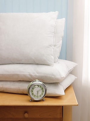 ComfortMed Disposable Pillows, White, 24