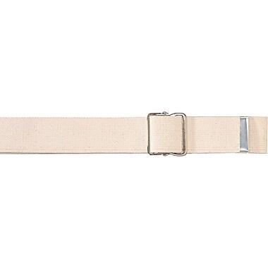 Posey PSY6524 Standard Gait Belts, White