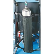 "Maddak Oxygen Tank Holders for Adult Wheelchairs, Black, 13"" X 9"""