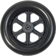 Medline Rear Wheel and Bearing, Non Bariatric, Transport Wheelchair Compatible