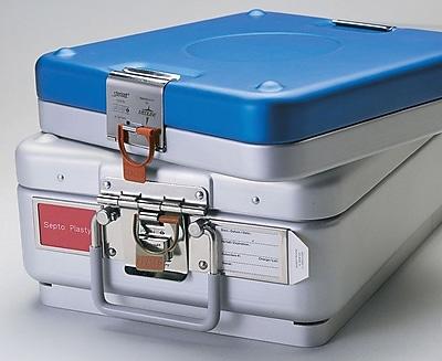 Medline TASKIT Surgical Instrument Container Tamper-evident Seals, Red