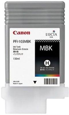 Canon® 2212B001 Ink, 130 mL, Black