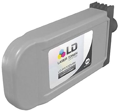 Canon PFI-702MBK Matte Black Ink Cartridge (2219B001AA), High Yield