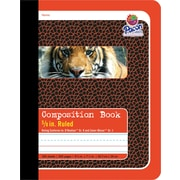 "Pacon® Composition Book , 5/8"" Ruling , 9-3/4"" x 7-1/2""  , 100 Sheets"