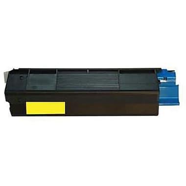 OKI Yellow Toner Cartridge (52115901)
