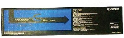 Kyocera Mita Cyan Toner Cartridge (TK-8307C), High Yield